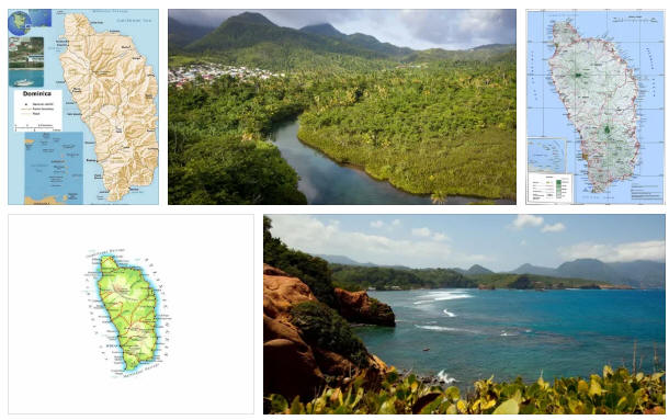 Dominica: geography