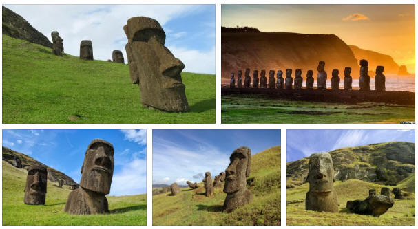 Easter Island: Geography and Map