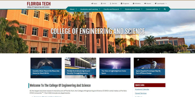 Florida Institute of Technology Engineering School