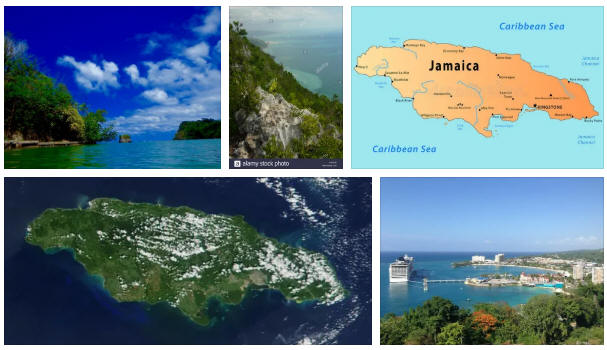 Jamaica: geography