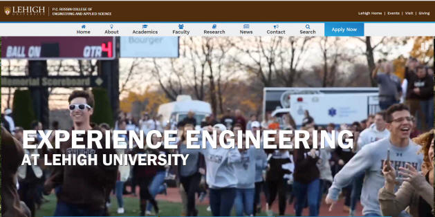 Lehigh University Engineering School