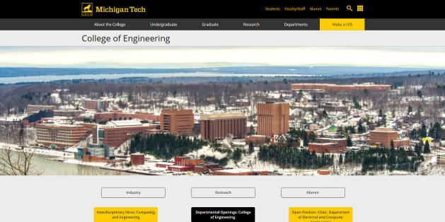 Michigan Technological University Engineering School