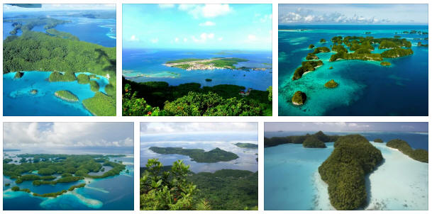 Federated States of Micronesia: Geography