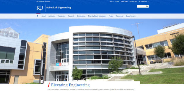 University of Kansas Engineering School