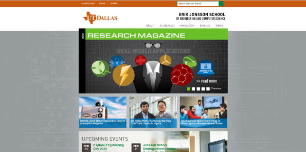 University of Texas-Dallas Engineering School