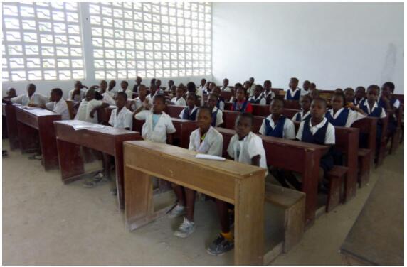Children Education in Liberia