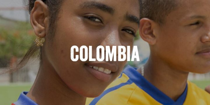 Children Education in Colombia