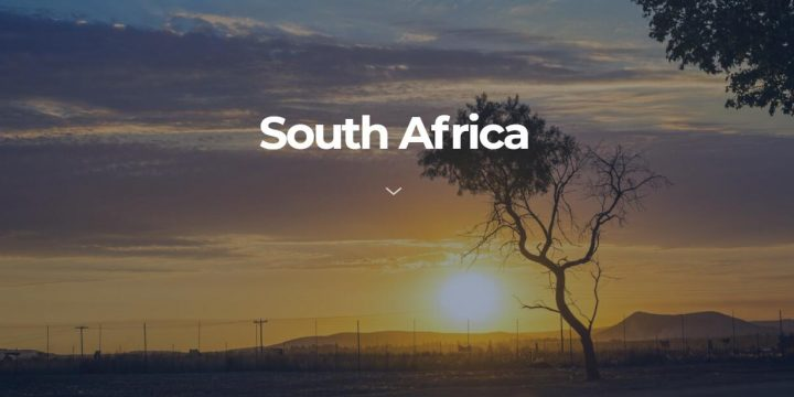 Exchange Study in South Africa