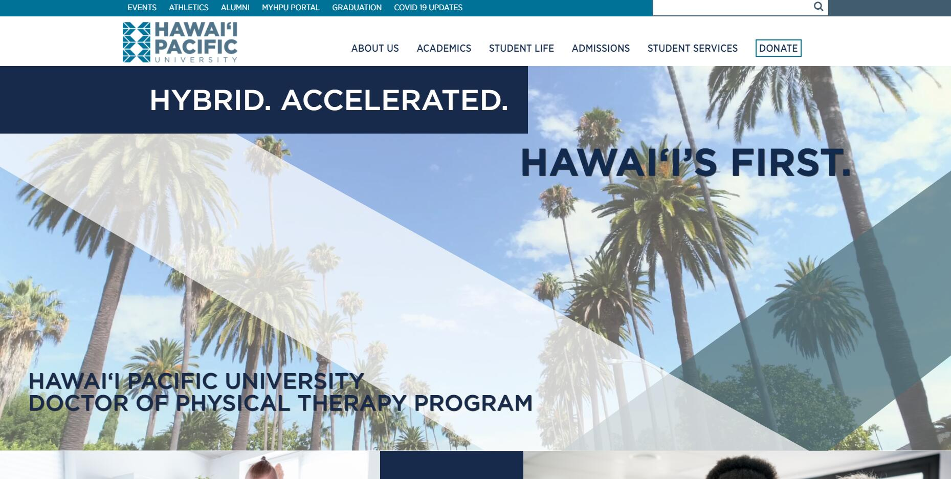 Doctor of Physical Therapy - Hawaii Pacific University