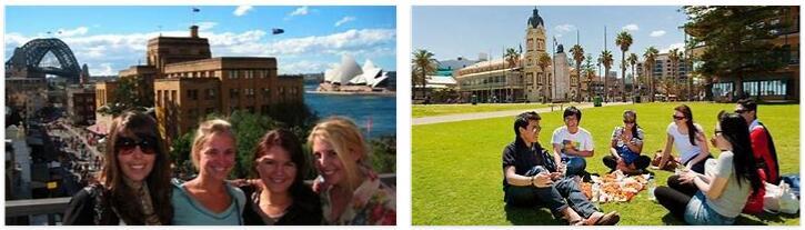Reasons to Study in Australia