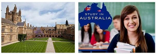 University System in Australia