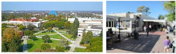 Study in California State University Long Beach 3