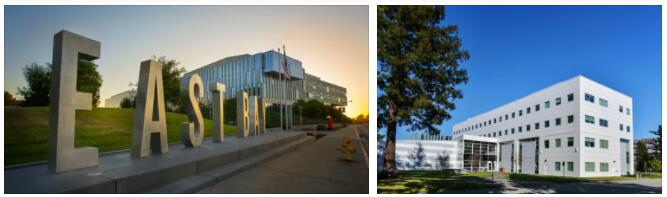 California State University, East Bay Student Review 1