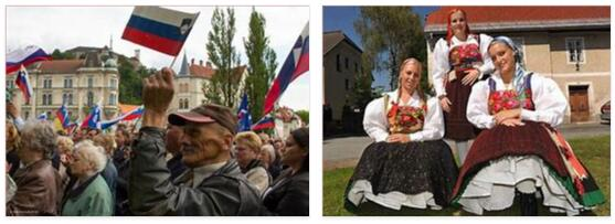 Slovenia Country and People