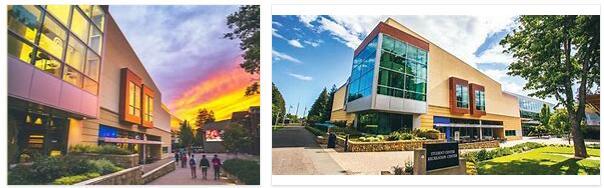 Study in Sonoma State University